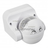 Датчик движения PRIME-PIR-UP-360-230V-MULTI (94x80mm, 1200W, IP44) (ARL, -)