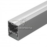 Профиль KLUS-POWER-W50-2000 ANOD (ARL, Алюминий)