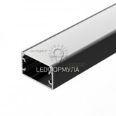 Профиль PLS-LOCK-H16-SMT-2000 ANOD BLACK (ARL, Алюминий)