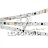 Лента SPI-5000-AM 12V RGB (5060, 150 LED x3, 1804)