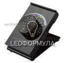 Панель Rotary SR-2836D-RGB-RF-UP Black (3V, RGB)