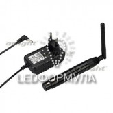 Усилитель SMART-DMX-Receiver Black (5V, XLR3 Male, 2.4G)