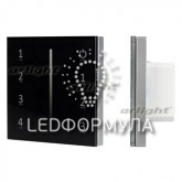 Панель Sens SMART-P41-DIM Black (230V, 0/1-10V)