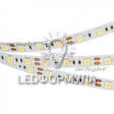 Лента RT 2-5000 12V Warm3000 2x (5060, 300 LED, LUX)