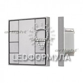 INTELLIGENT ARLIGHT Панель KNX-223-8-GREY (BUS)