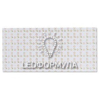 Лист LX-500 12V Cx1 White (5050, 105 LED)